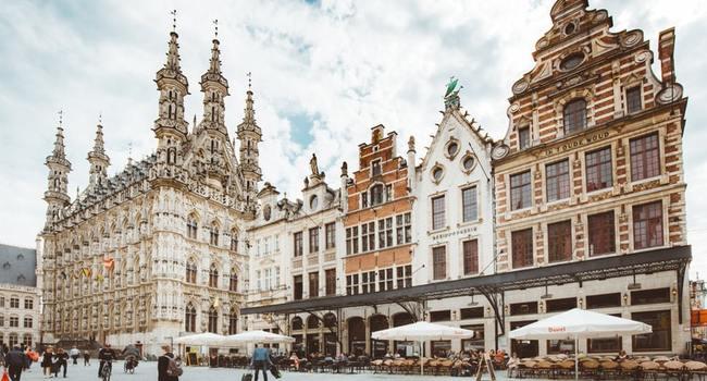 Image : Découverte de la jolie ville de Leuven