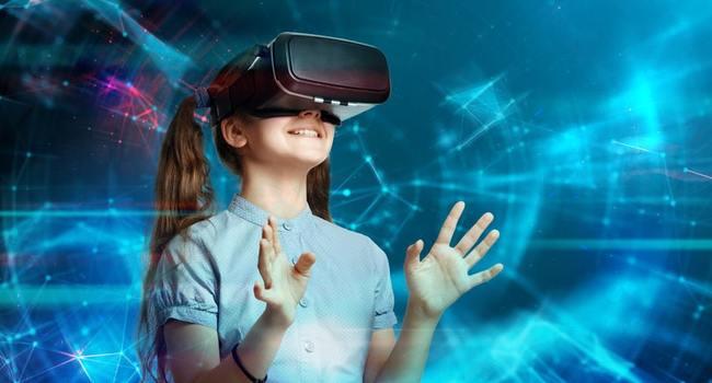 Image : Hyper réalité virtuelle