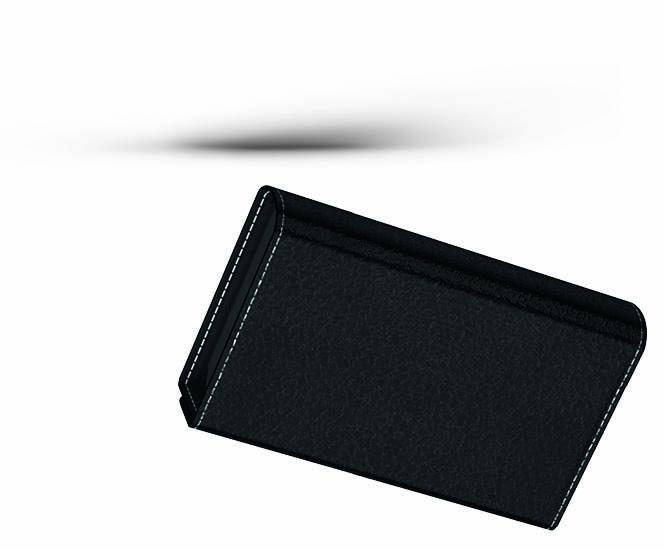 ypsopump pochette ceinture noir (cuir synt.) membres abd