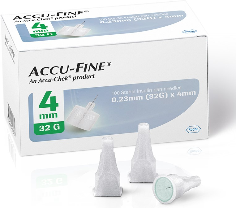 accu-fine (32g) 4mm
